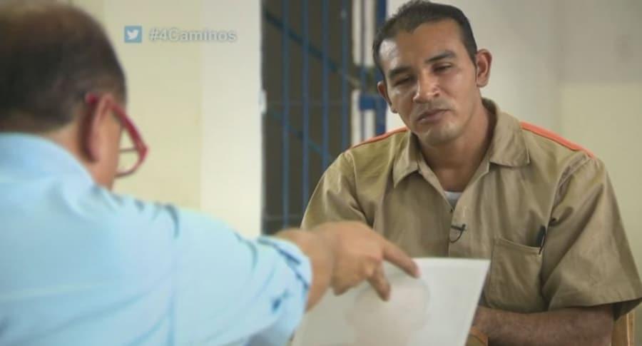 Luis Gregorio Ramírez Maestre, conocido como el 'monstruo de la soga'