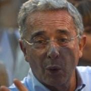 Álvaro Uribe e Iván Cepeda