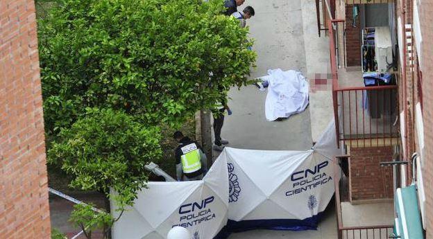 Colombiana asesinada en España