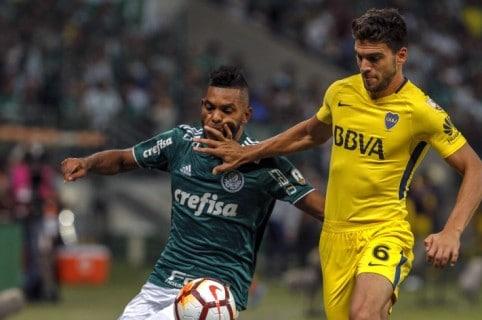 Palmeiras vs. Boca Juniors