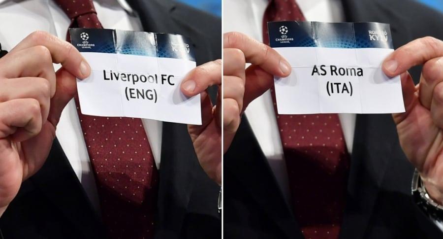 Liverpool vs. Roma