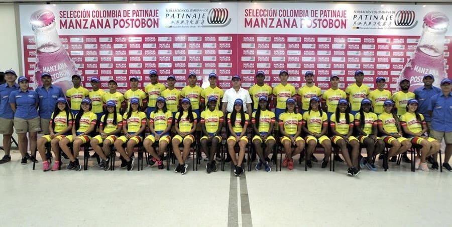Selección Colombiana de Patinaje