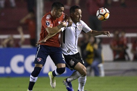 Independiente 0-1 Corinthians