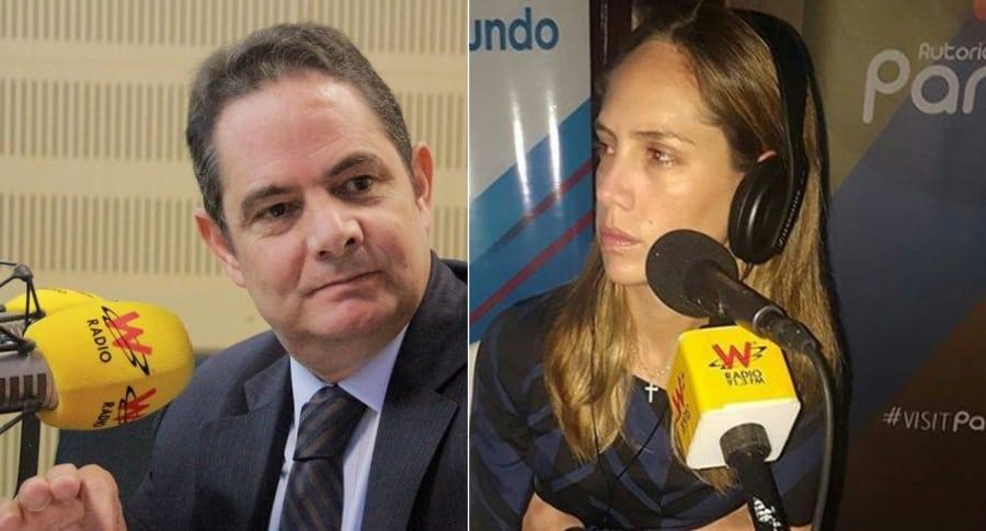 Camila Zuluaga y Vargas Lleras