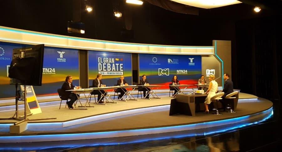 Debate de RCN