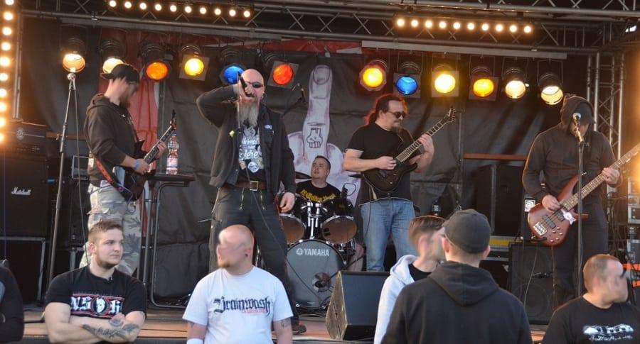 Festival neonazi