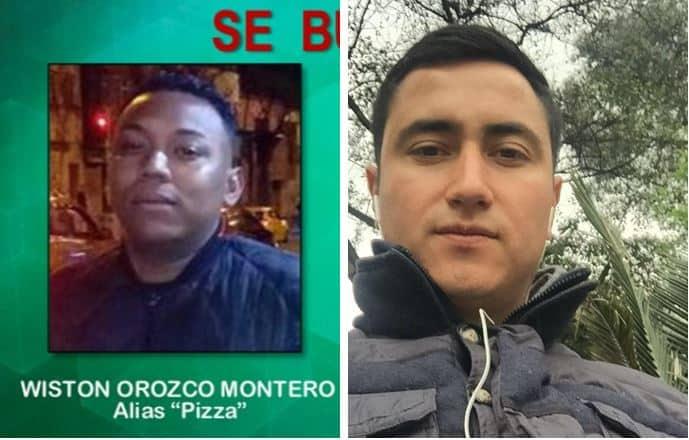 Alias 'Pizza', capturado por asesinato del subteniente Camilo Ojeda Eraso