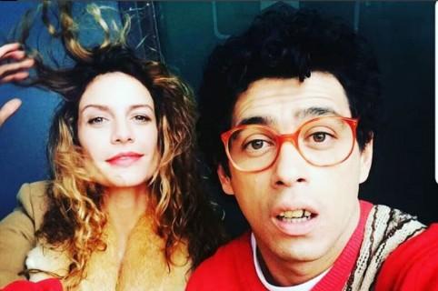 Mabel y Santiago 'Gazón Vive'