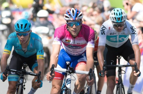 Miguel Ángel Lopez / Thibaut Pinot / Chris Froome