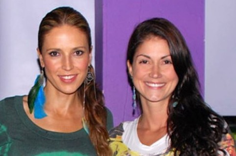 Alejandra Azcárate y Lina Marulanda
