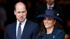 Príncipe William, duque de Cambridge y Kate Middleton, duquesa de Cambridge