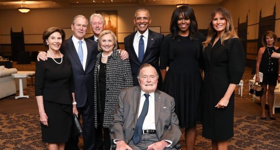 Funeral de Barbara Bush