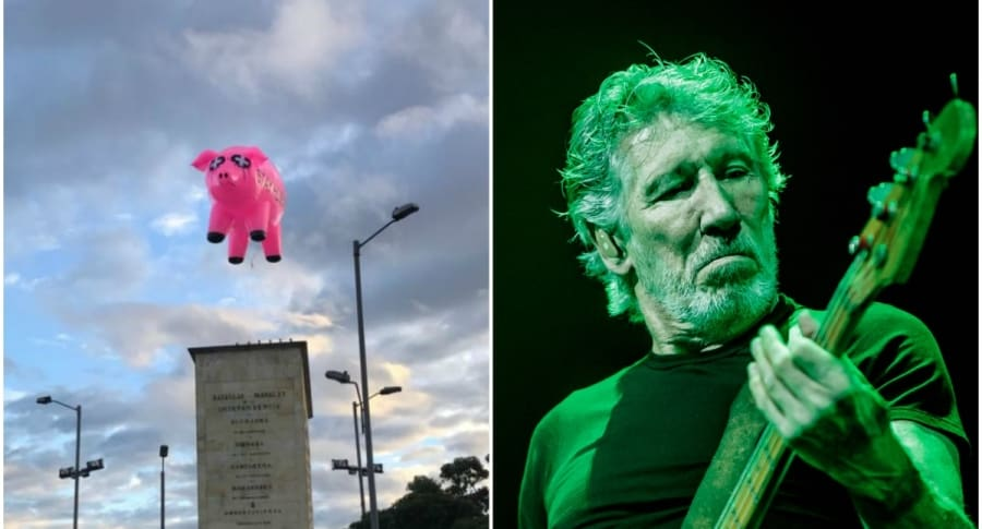 Marrano rosado / Roger Waters