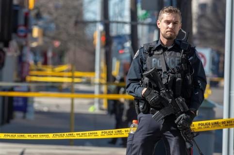 Policía en Toronto