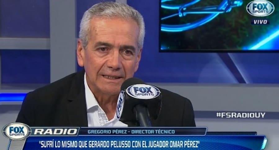 Gregorio Pérez