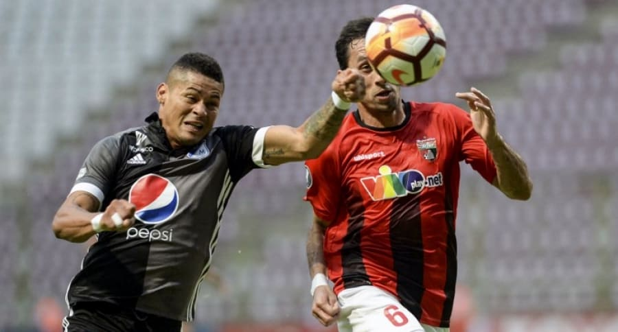 Deportivo Lara vs. Millonarios