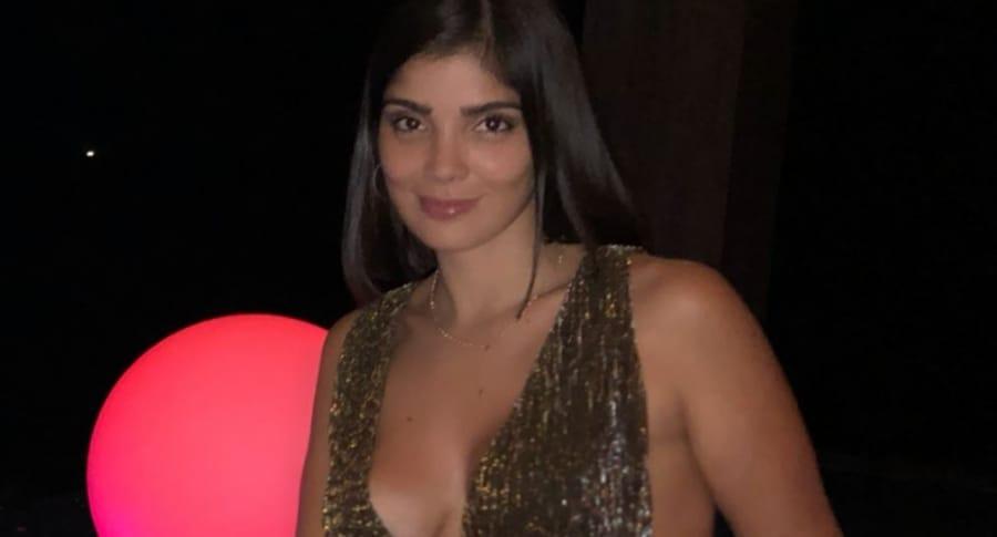 Andreina Fiallo, exesposa de Fredy Guarín.