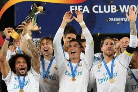 Real Madrid, campeón del Mundial de Clubes