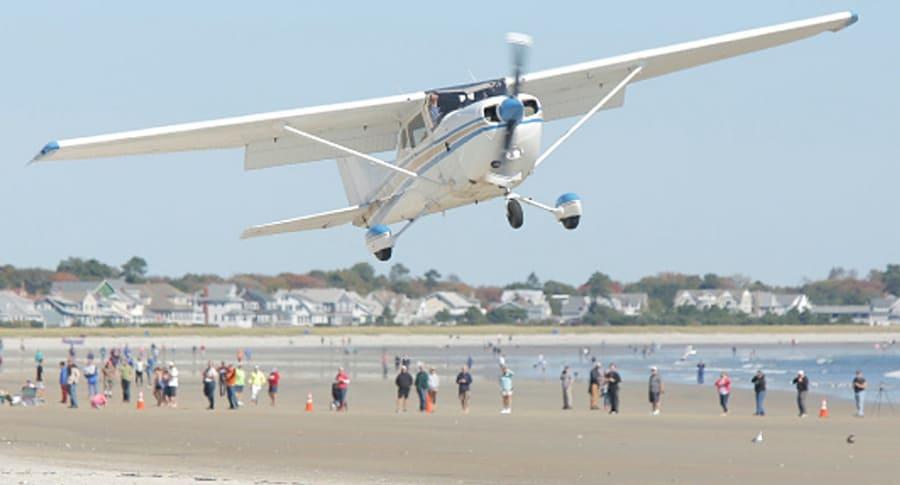 Avioneta Cessna