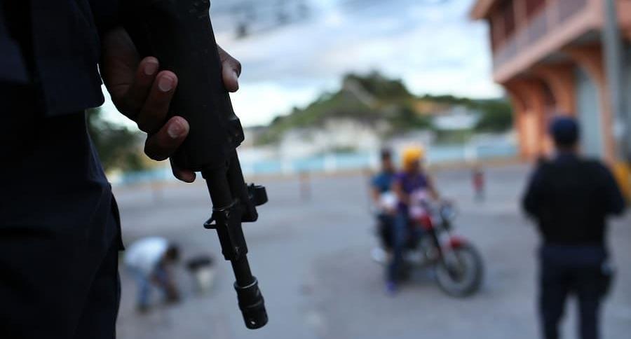 pandilla, bandas, arma