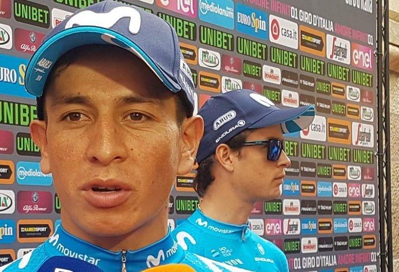 Dáyer Quintana y Carlos Betancur
