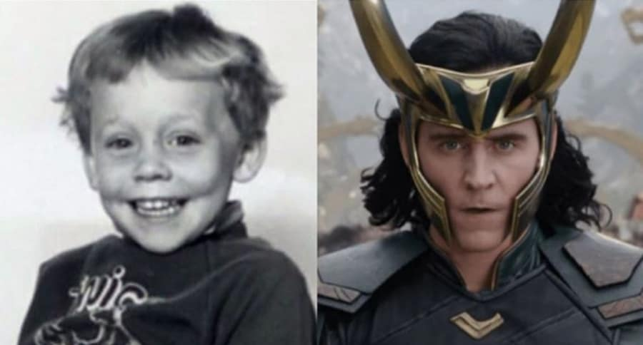 Tom Hiddleston (Loki en 'Avengers: Infinity War')