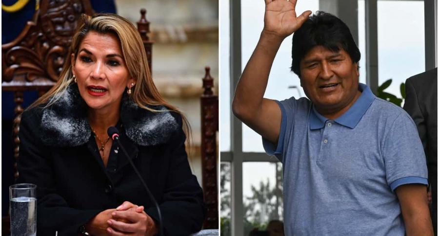 Presidenta interina de Bolivia amenaza a Evo Morales, por si piensa en volver - Pulzo.com