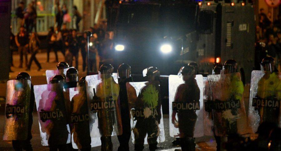 Los 2 venezolanos que alarman a Policía porque vienen a Colombia preciso para el paro - Pulzo.com
