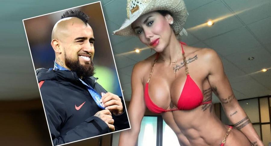 Novia De Arturo Vidal Presume De Sus Nalgas En Instagram #sonia isaza #sonia isaza workout #sonia isaza training #sonia isaza fitness #sonia isaza bodybuilding #sonia isaza motivation #sonia isaza. pulzo