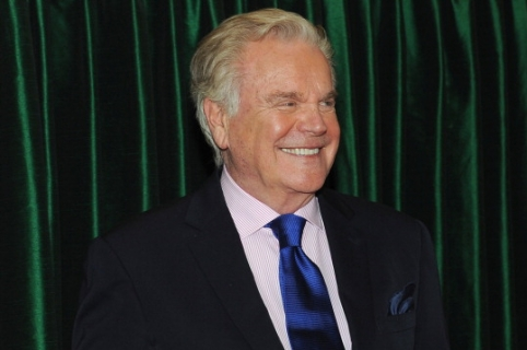 """PASADENA, CA - MARCH 19:  Actor Robert Wagner at book signing appearance for """"You Must Remember This: Life And Style In Hollywood's Golden Age"""" at Vroman's Bookstore on March 19, 2014 in Pasadena, California.  (Photo by Mark Sullivan/Getty Images)"""