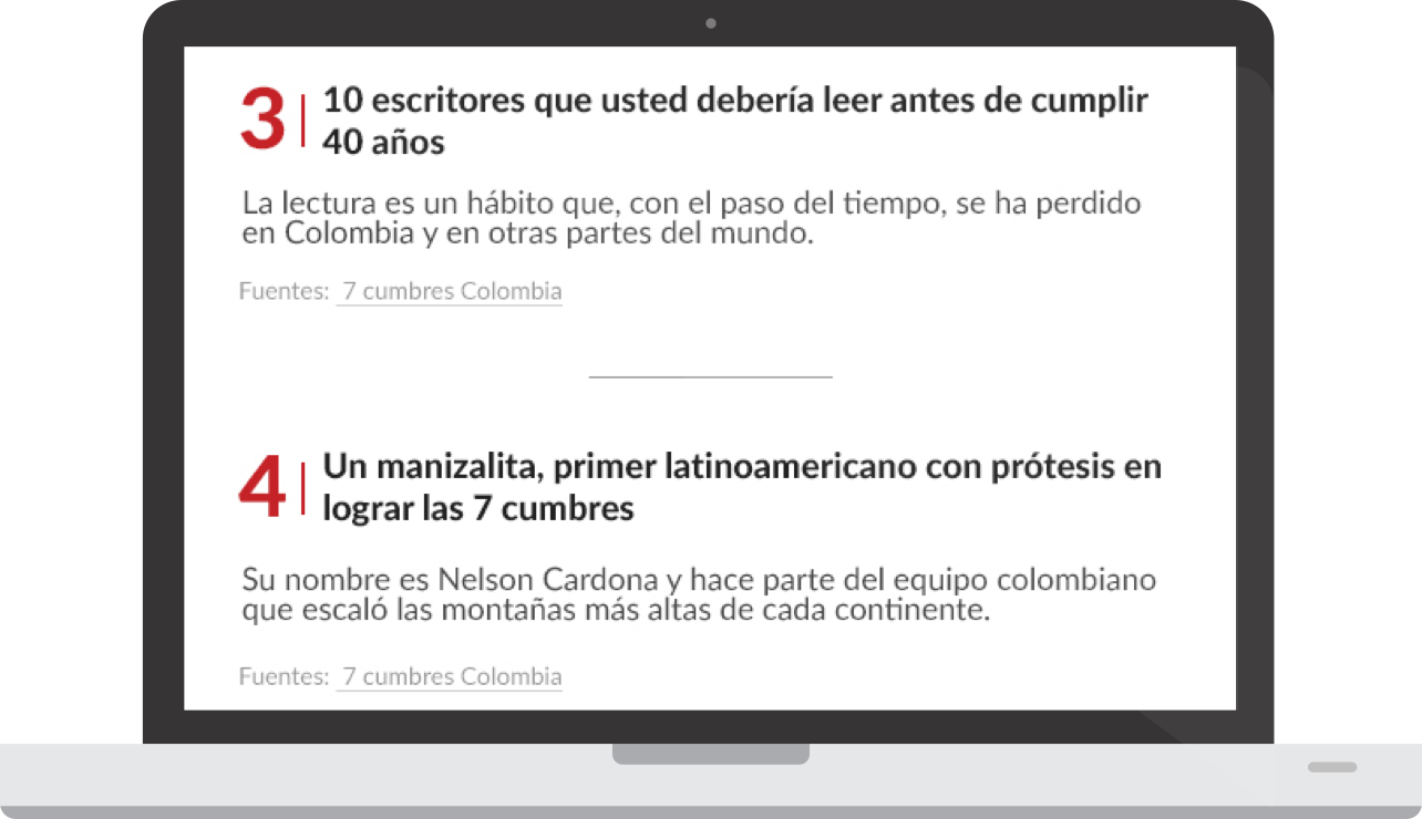 Newsletter Pulzo Mobile