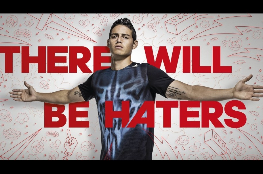 There Will Be Haters: Adidas cambia su forma de comunicar