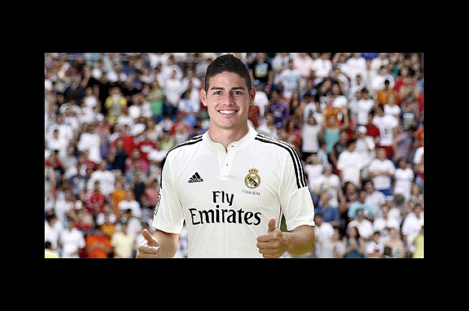 James al Real Madrid: no sé si alegrarme o sentarme a llorar