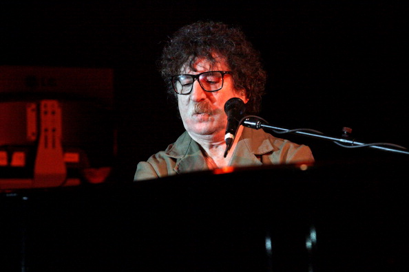 Charly Garcia In Concert