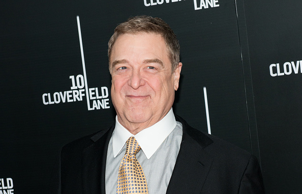NEW YORK, NY - MARCH 08: Actor John Goodman attends '10 Cloverfield Lane' New York premiere at AMC Loews Lincoln Square 13 theater on March 8, 2016 in New York City. (Photo by Noam Galai/Getty Images)