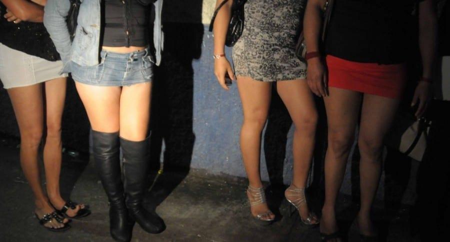 Situación mujeres venezolanas que ejercen prostitución en Bogotá