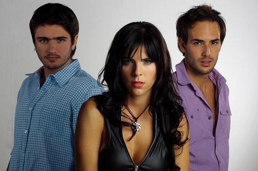 Rosario Tijeras colombiana personajes