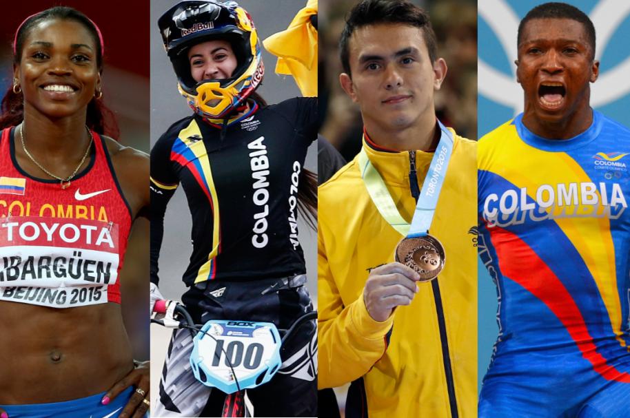 Resultado de imagen para En deportes 30 medallas para colombia
