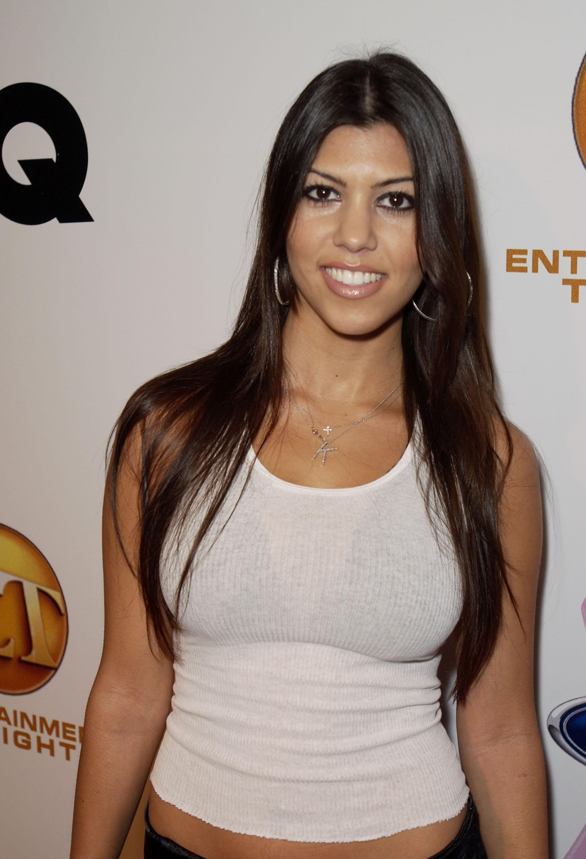 Kourtney Kardashian - Getty Images