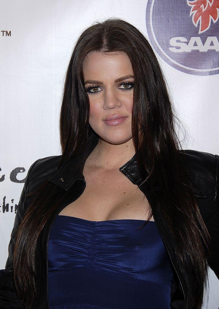 Khloé Kardashian - Getty Images