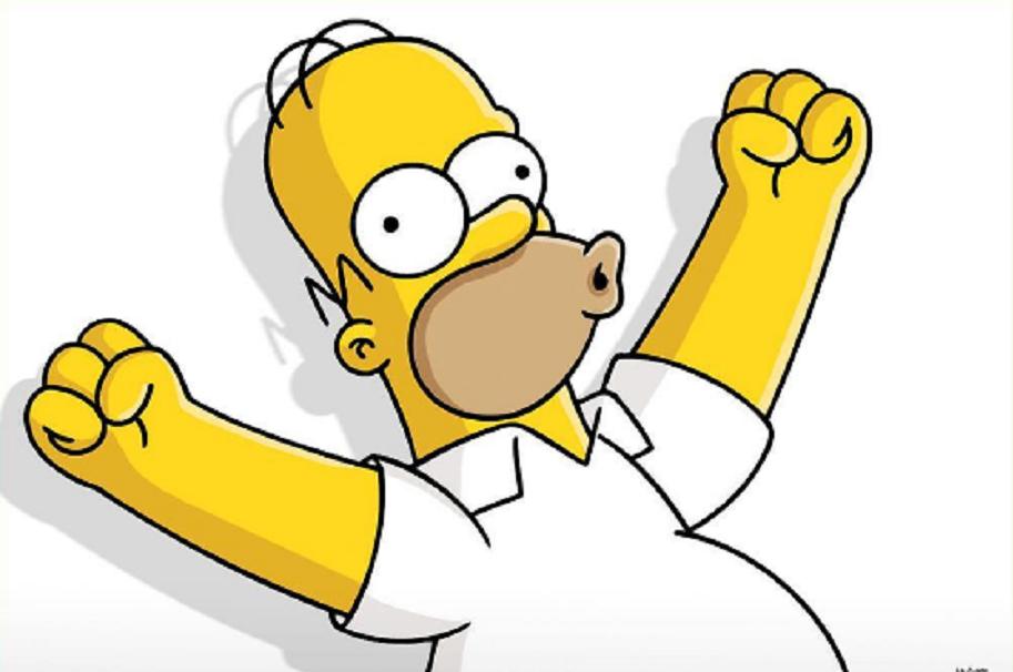 'Los Simpson' rompen récord de televisión.
