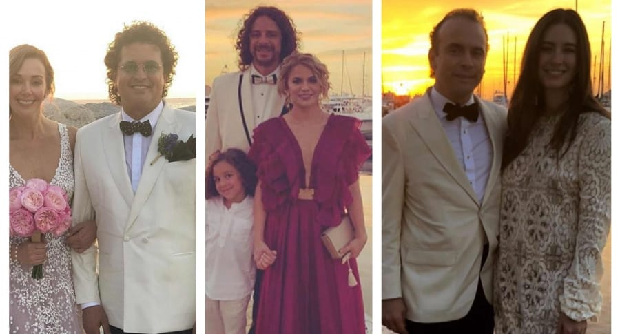 Los mejores y peores vestidos de la boda