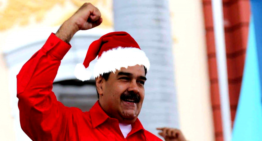 Maduro decreta Navidad desde este 15 de octubre