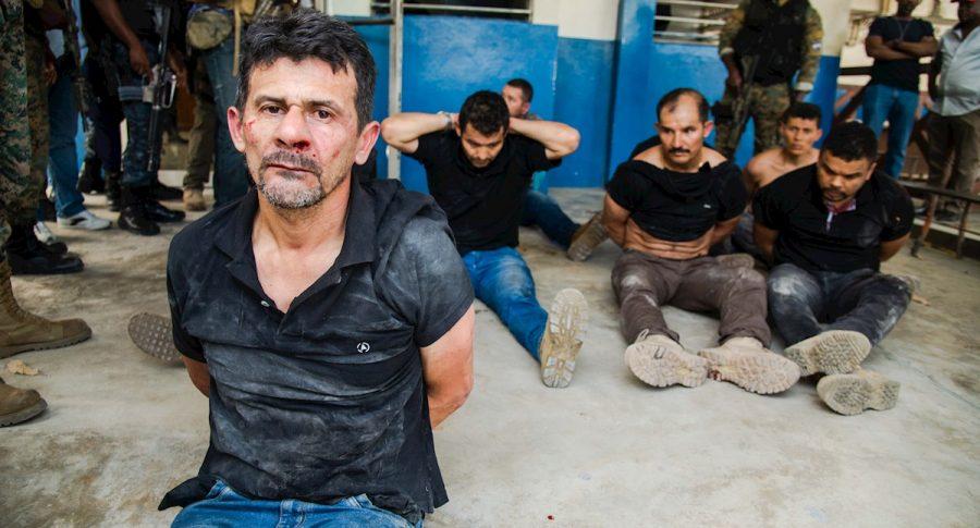 Hay 2 militares retirados entre los 26 colombianos capturados en Haití  (videos)